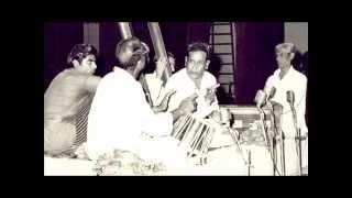 Raga TODI (COMPLETE) Pt. BHIMSEN JOSHI - Ut. SHAIK DAWOOD-TABLA-1963