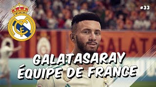 FIFA 18 - Carrière Joueur / GALATASARAY / EQUIPE DE FRANCE #33