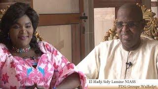 Sortie du 1er juin avec El Hadji Sidy Lamine Niass - PDG du Groupe Walfadjri