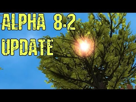 7 Days to Die Alpha 8.2 Update - Feral Zombies, New Inventory and Crafting System, and More!