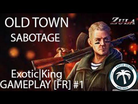 Sabotage old town FR#1 (ReUpload)