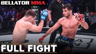 Full Fight | Gegard Mousasi vs. Rory MacDonald - Bellator 206