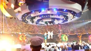 De Toppers - Samba medley + Topper van je eigen leven (slot) @Amsterdam Arena 18/05/2012