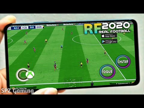Real Football 2020 Android Offline 500 MB HD Graphics | RF 2020