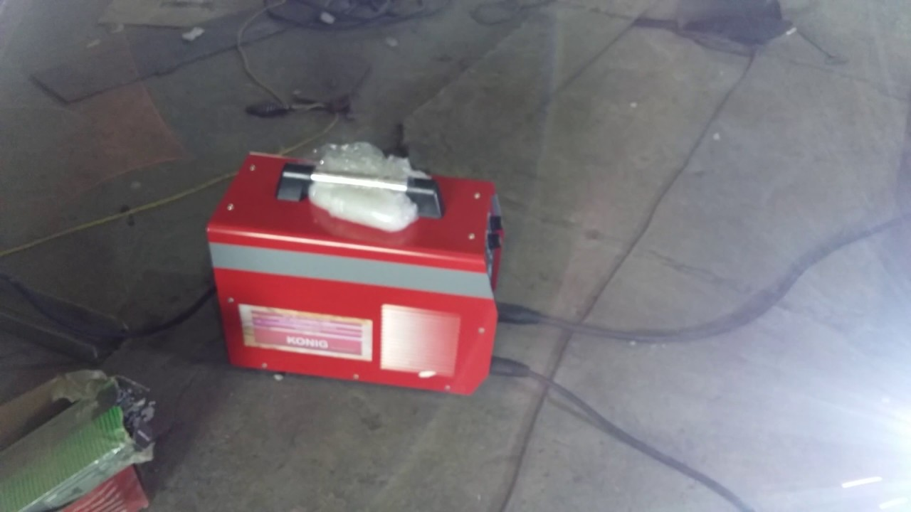 Stark 400 Konig Dual Phase Welding Machine Arc 160 Riland Mesin Las Inverter Mma