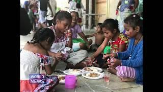 Converts joining Ahmadiyyat in Kiribati & Tanzania