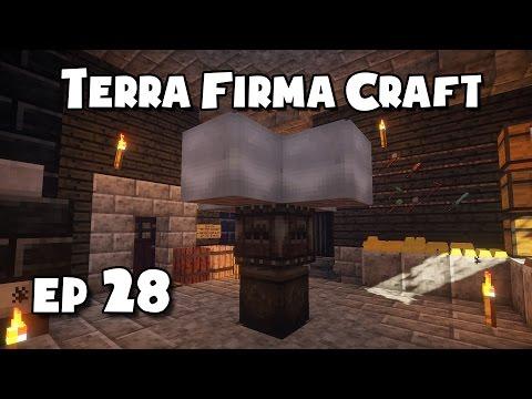 TerraFirmaCraft - #28 - Blast Furnace + Making Steel
