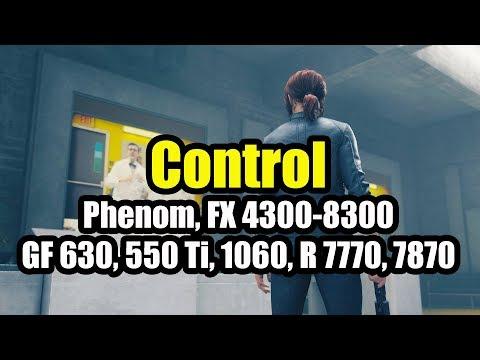 Control на слабом