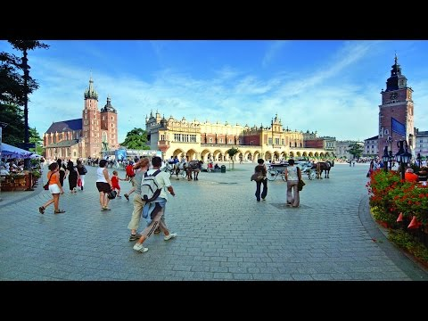 Ours trip to Cracow in Poland