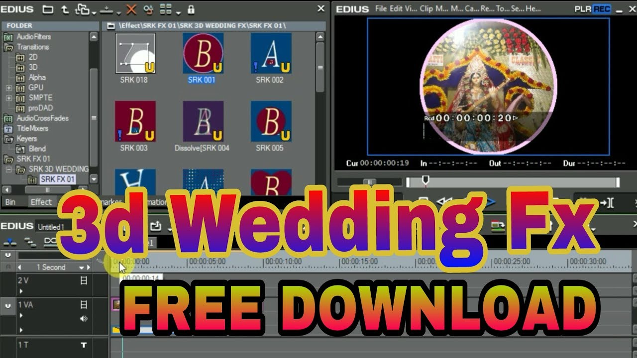 edius 6 effects software free download