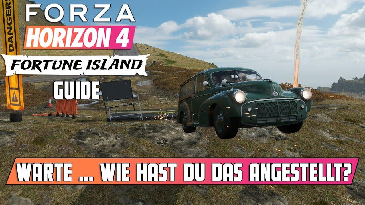 Forza Horizon 4 Fortune Island - Warte ... Wie hast du das angestellt? - Erfolg - Guide