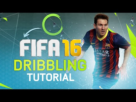 FIFA 16 DRIBBLING TUTORIAL! HOW TO DRIBBLE, IMPROVE POSSESSION, & SCORE EASY GOALS!! BEST FIFA GUIDE