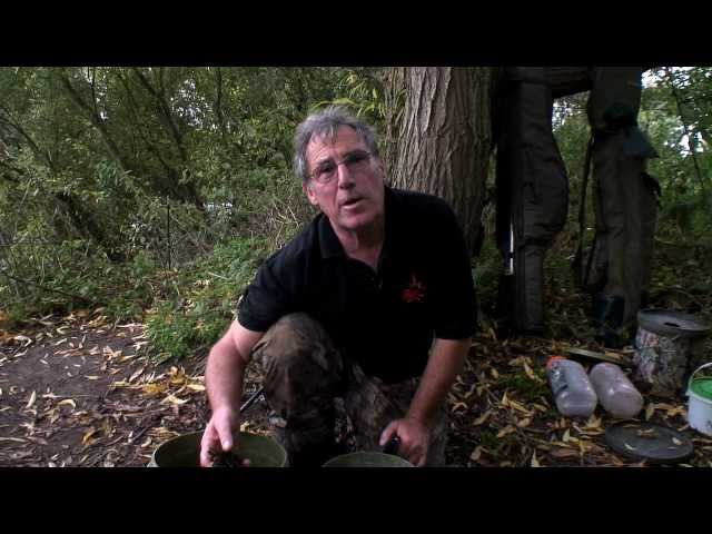 Steve Pope Shows How Too Prepare A Barbel Swim