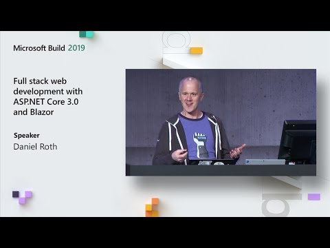 Full Stack Web Development With ASP.NET Core 3.0 And Blazor - BRK3017