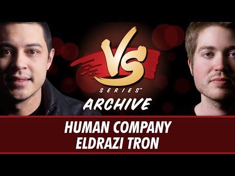 6/20/17 - Tom Vs. Majors: Human Company Vs. Eldrazi Tron [Modern]