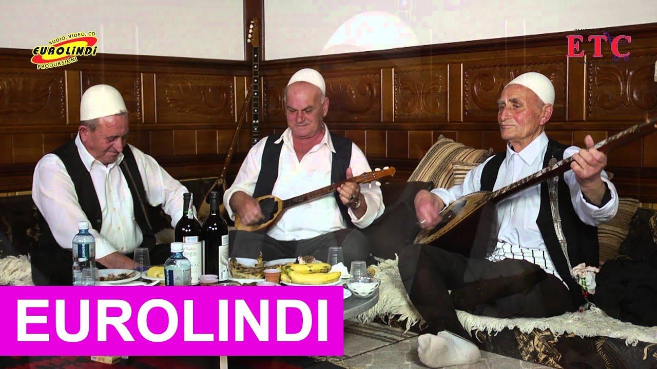 Ali Krasniqi - Bash te kulla e Asllan Begut  ( Eurolindi & Etc) Gezuar 2016
