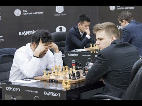 SPECIAL EDITION Magnificent Chess Tactics  Nakamura vs Rapport Rd3 Sharjah Grand Prix 2017