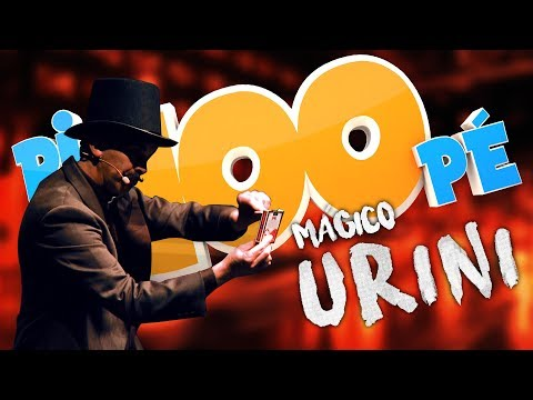 Pi100pé T3 - Braga - Mágico Urini