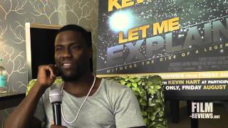 Kevin Hart Let Me Explain UK Interview