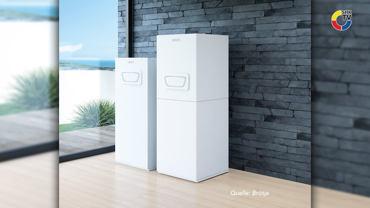 Smarte Gas-Brennwertgeräte von Brötje | SHK-TV Produkt im Blickpunkt