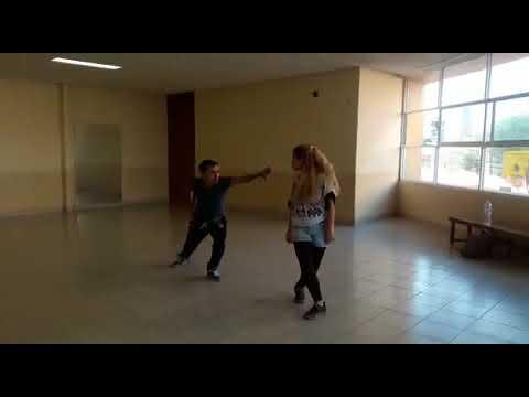 Coreografía  - El ciclo de Timbiriche. By Yess