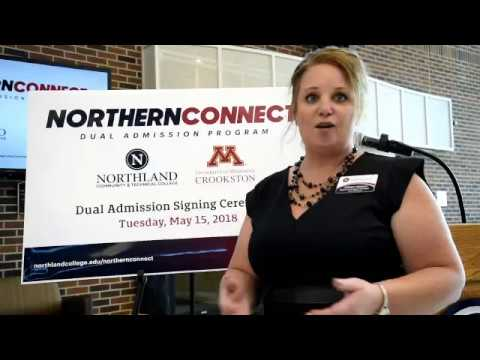 NCTC and UMC sign dual admissions agreement