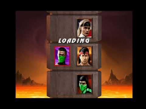 Mortal Kombat Trilogy (PSX) - Longplay as Jade