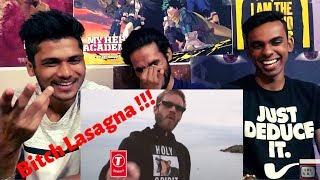Bitch Lasagna - PewDiePie REACTION !!!! (T-Series Diss Track)