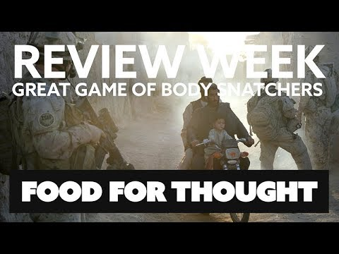 Review Week #2 - Afghanistan Documentary - The Body Snatcher?
