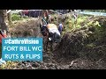#CathroVision - Fort William World Cup Day 3 - Ruts and Flips