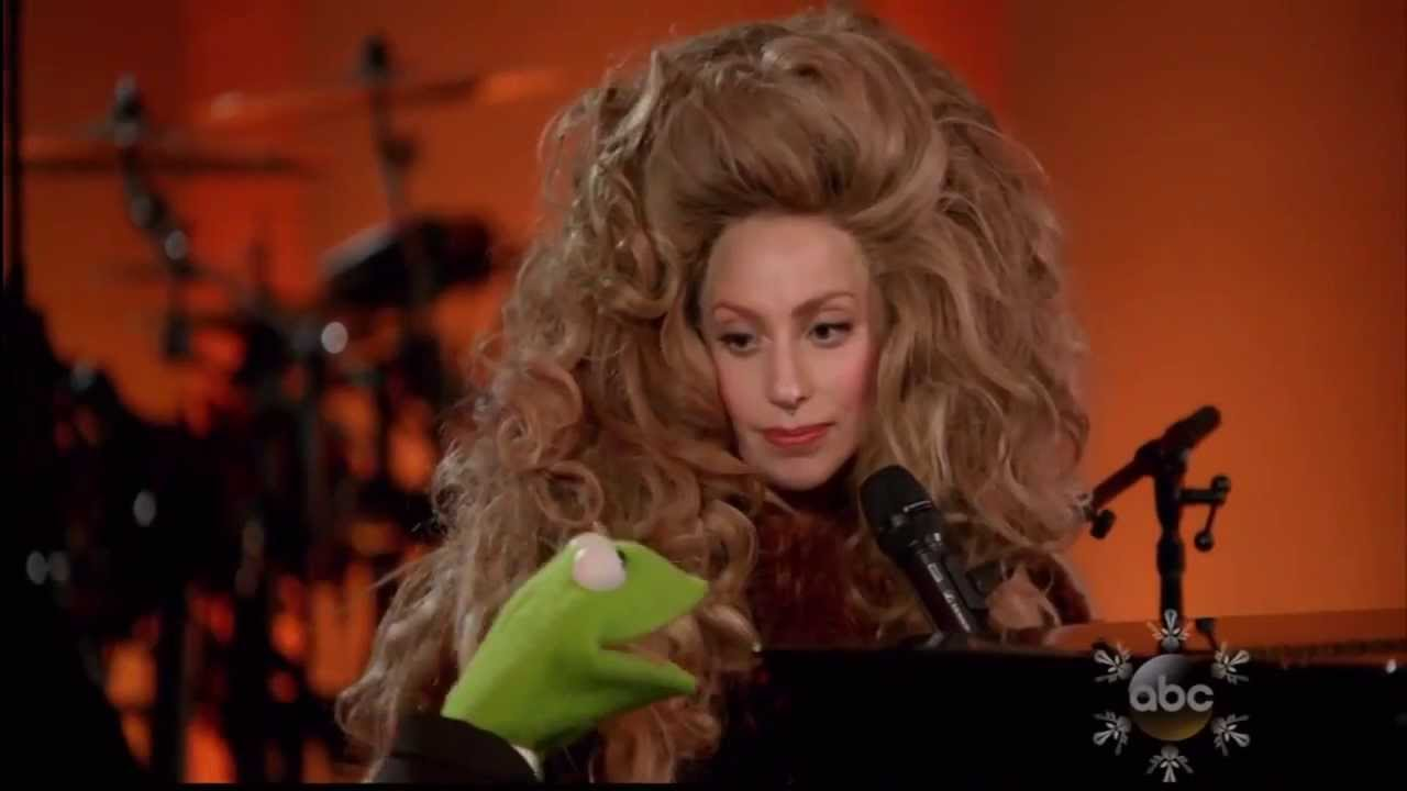 the muppets meet lady gaga