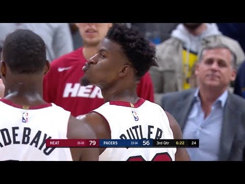 Jimmy-Butler-Kisses-TJ-Warren-Goodbye-After-Wild-Scuffle-And-Ejection