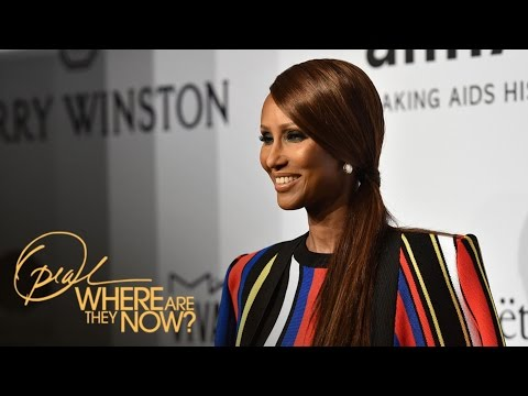 Iman Says She Quit Fashion Because of