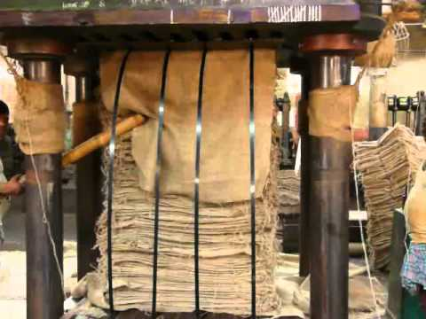 Victoria Jute Mill - A part of Indian heritage...