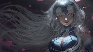 [Speed painting] Jeanne d'Arc (Alter) | Fate/Grand Order - Part 1