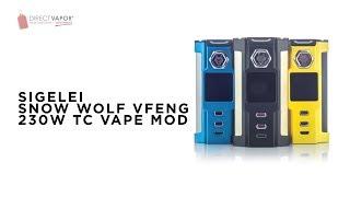 DirectVapor.com Insider: Snow Wolf VFENG 230W MOD
