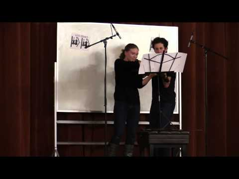 Handel-Halvorsen Passacaglia: Berkeley Physics Holiday Party 2014