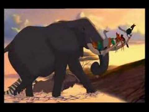 The Lion King Circle Of Life Musical Multilanguage