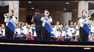 浜松聖星高校 吹奏楽部「トランペット吹きの休日」
