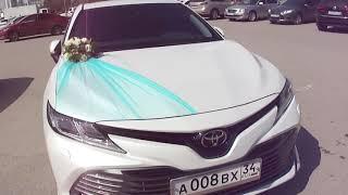 Свадебный кортеж Волгоград +7(961)090-80-80 - прокат авто на свадьбу, аренда свадебных украшений.