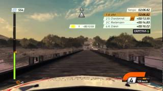 WRC 4 Gameplay ita