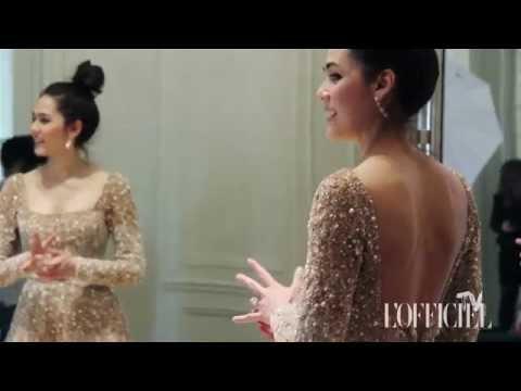 L'Officiel Thailand Wedding - Chompoo's Wedding Look (Pt 2/3)