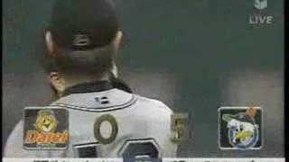 小坂誠 2003年ファインプレー集