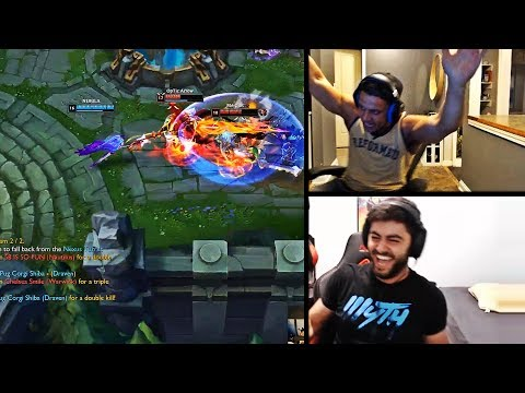 TYLER1 GETS TROLLED AND LOSES GAME BECAUSE OF THIS PRO PLAYER   CAPS WITH THE BAIT   YASSUO   LOL