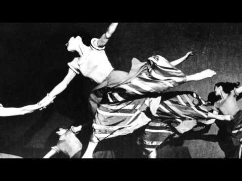 German Lineage in Modern Dance | Solos by Wigman * Hoyer * Holm * Nikolais * Louis