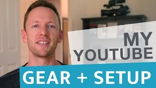 My YouTube Video Gear and Setup(This video runs through my YouTube Video Gear and Setup! ***** Check out all the latest gear here: http://primalvideo.com/gear ----- LIST OF ALL THE GEAR ..., 2015-12-08T02:42:02.000Z)