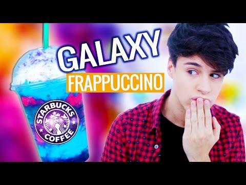 Starbucks GALAXY Frappuccino