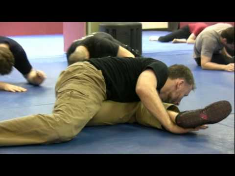 Ground Flow Class Part 3 Arm and Leg Strengthening