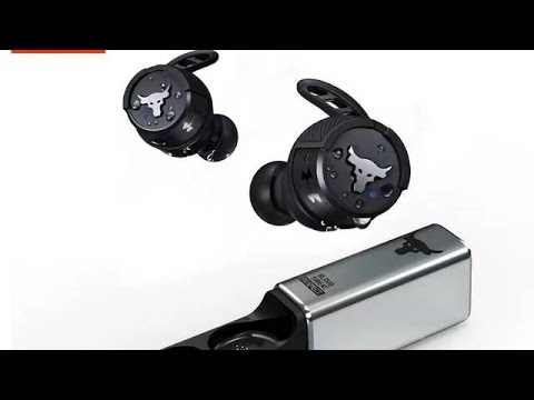 Download Thorstree Technologies - JBL Under Armour Project Rock Wireless Earbuds Waterproof IPX7  With Mic