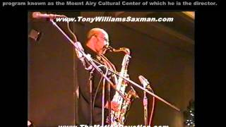 "JAMES MOODY Live in Philly - ""Benny"